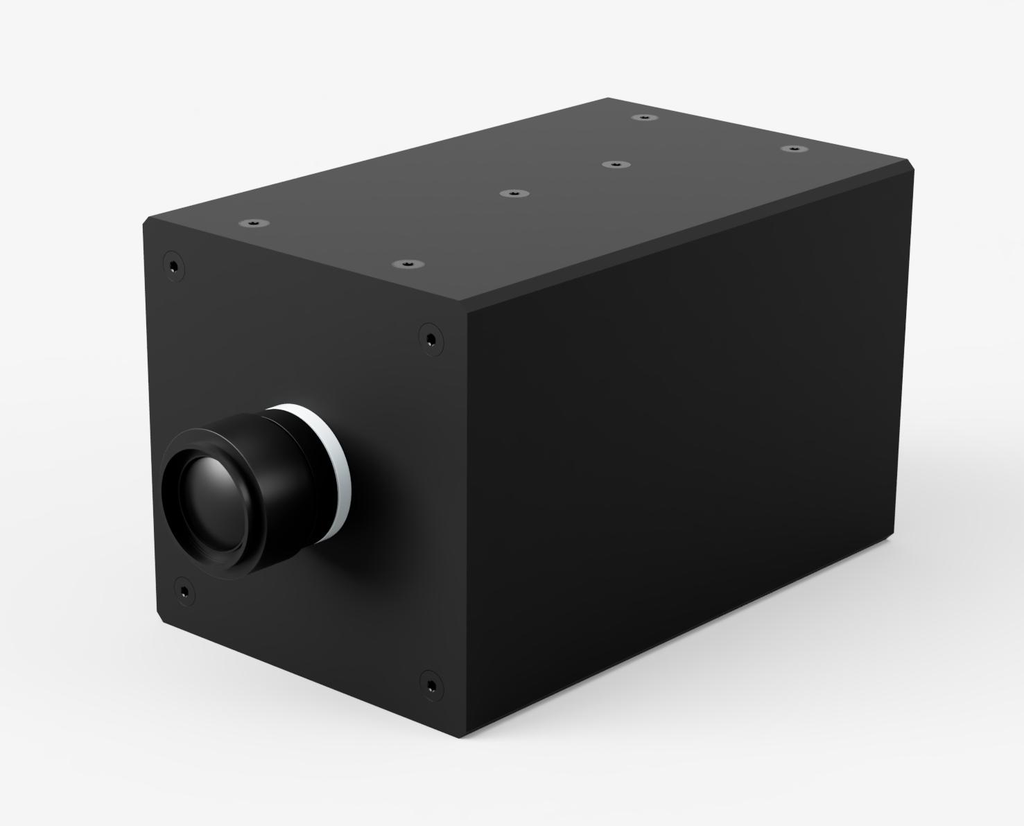 Industrial Hyperspectral Camera - BlackIndustry
