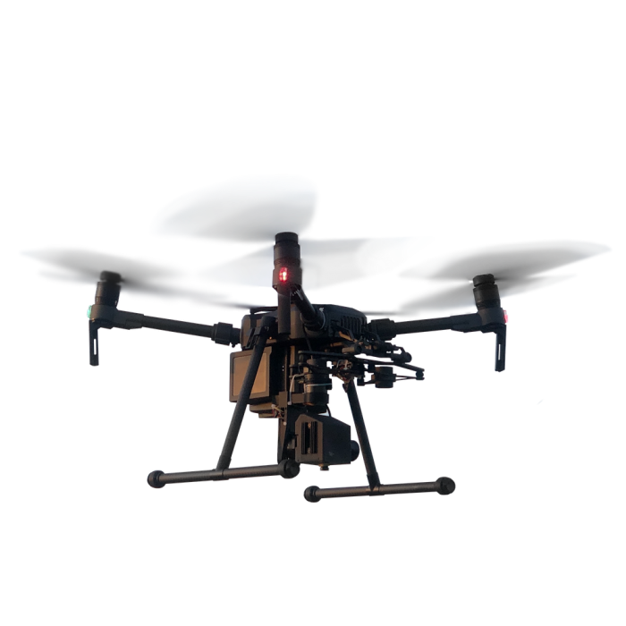 Hyperspectral imaging drone from HAIP